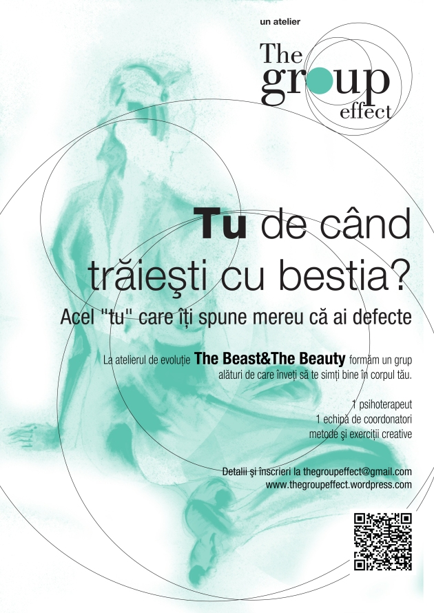 Beast and the beauty, ateliere de evolutie personala